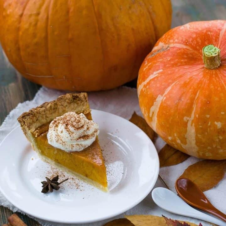 If you're looking for a great dairy-free pumpkin pie recipe, you've come to the right place. Don't miss out on this delicious and easy recipe, that can also be gluten-free. Click on the link and grab the recipe today.