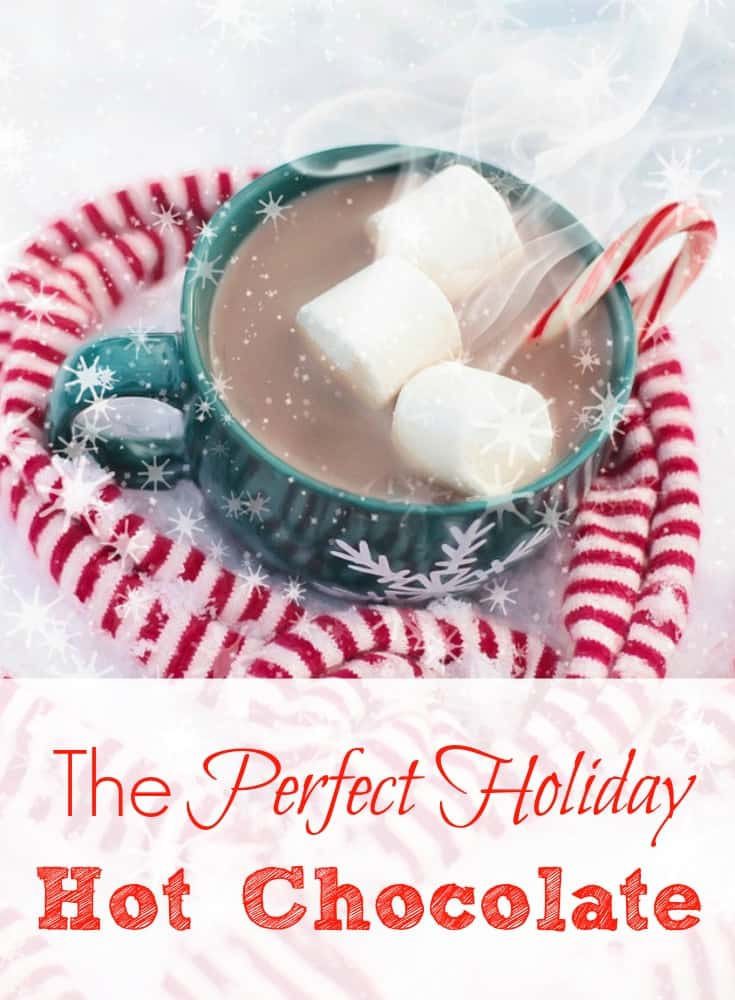 The Perfect Hot Chocolate Recipe - Back To My Southern Roots