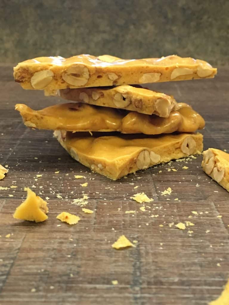 Peanut Brittle Recipe A Great Holiday Tradition Everyone Loves