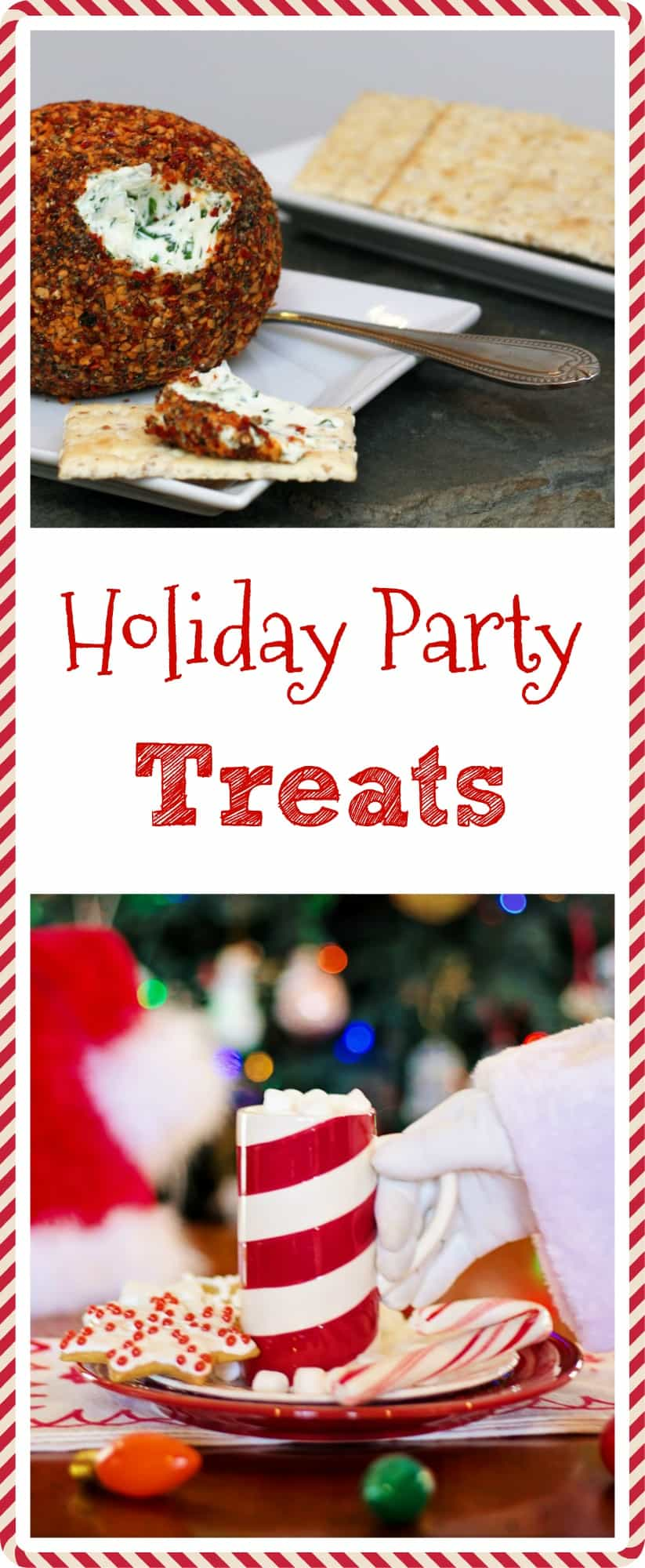Holiday Party Treats from around the blogosphere