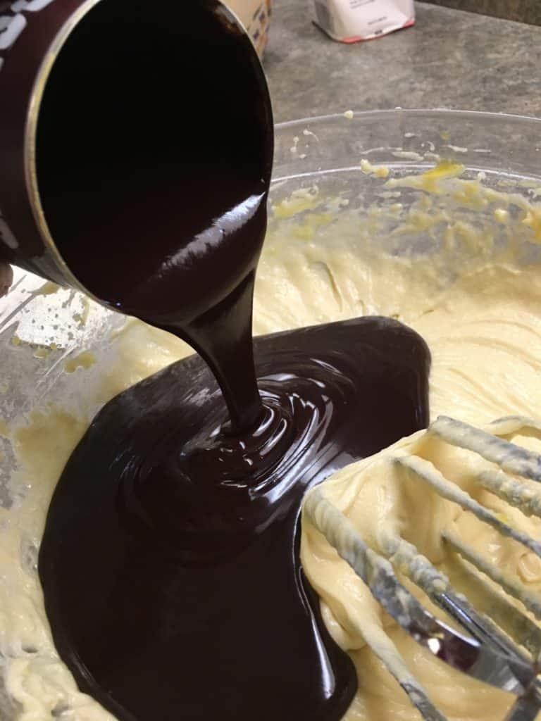 The Hershey Chocolate Cake recipe is a fun homemade recipe.