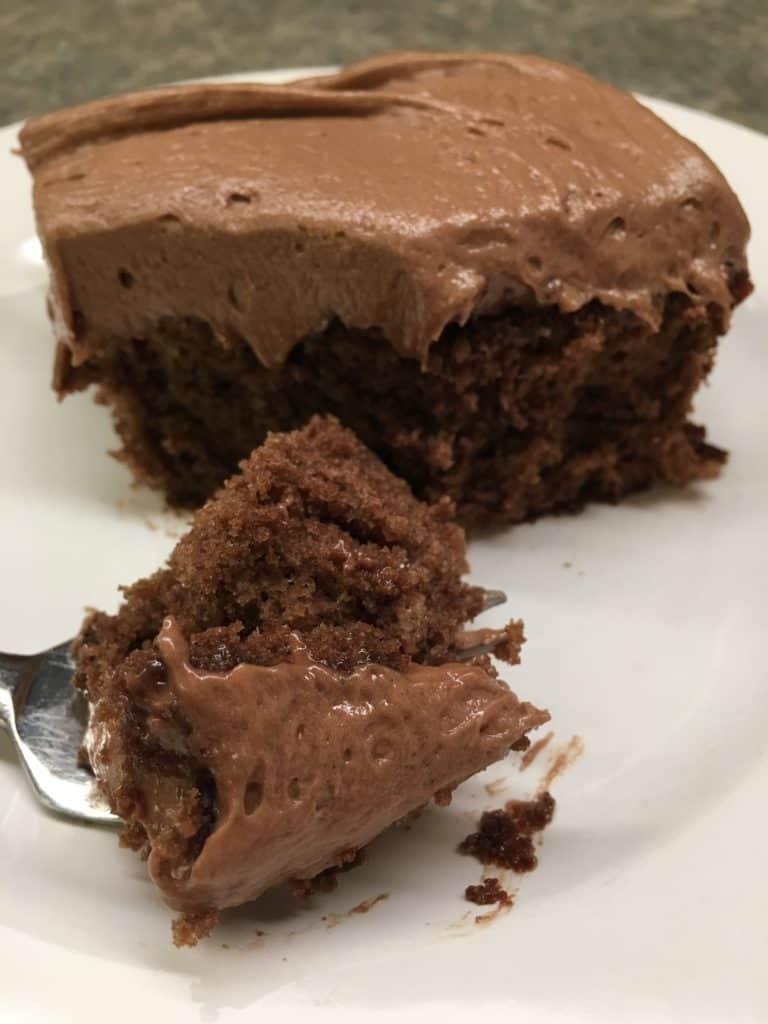 You'll love the moist cake recipe.