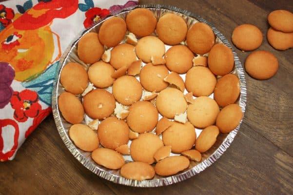 Lemon meringue pie crust