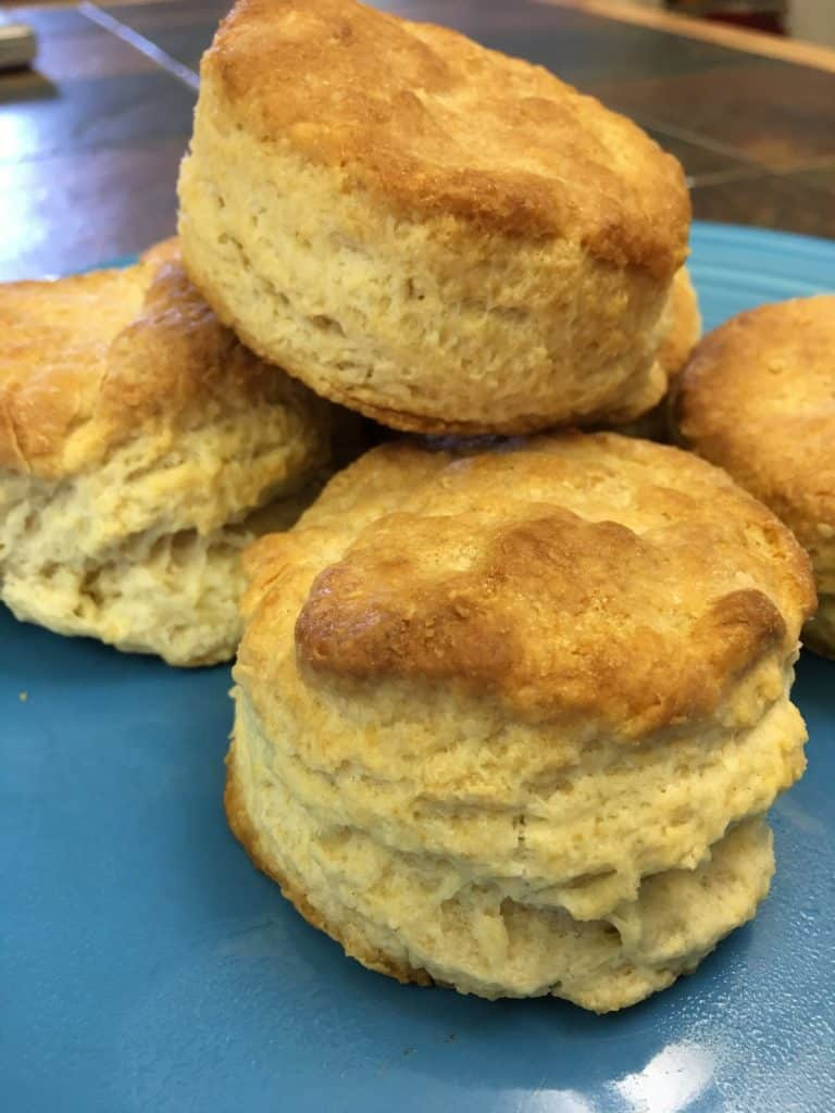 If you're looking for an easy breakfast biscuit sandwich to make, these are the perfect on-the-go meal.