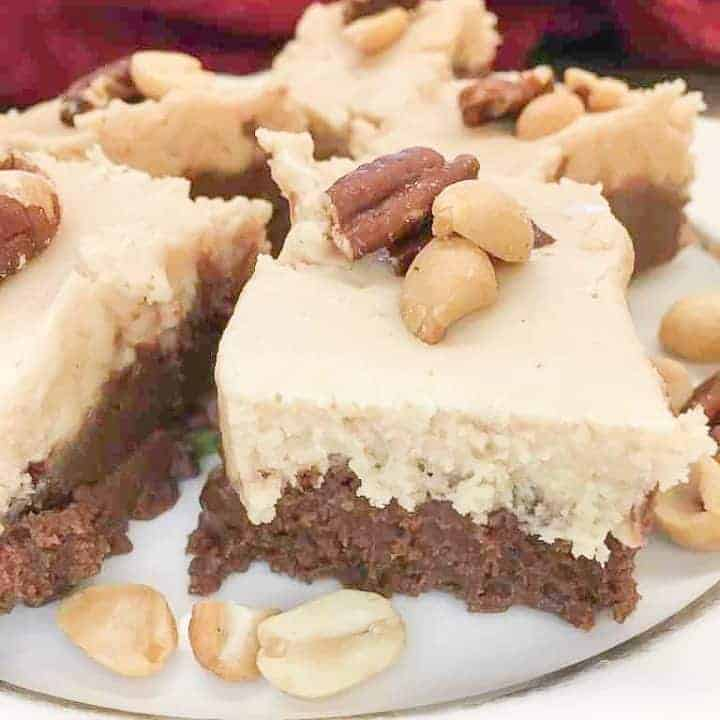 Easy Peanut Butter and Chocolate Fudge You Can't Live Without