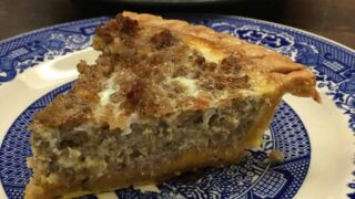 Easy Southern Sausage Quiche