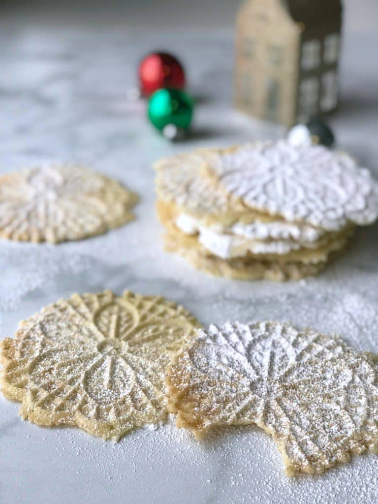 Classic Italian Pizzelle Recipe - Crafting a Family