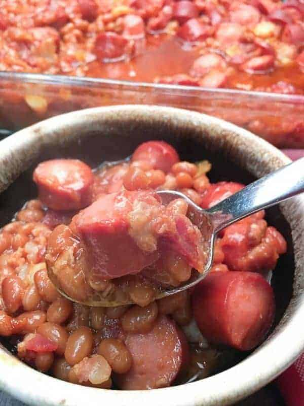 Baked Beans and Weenies