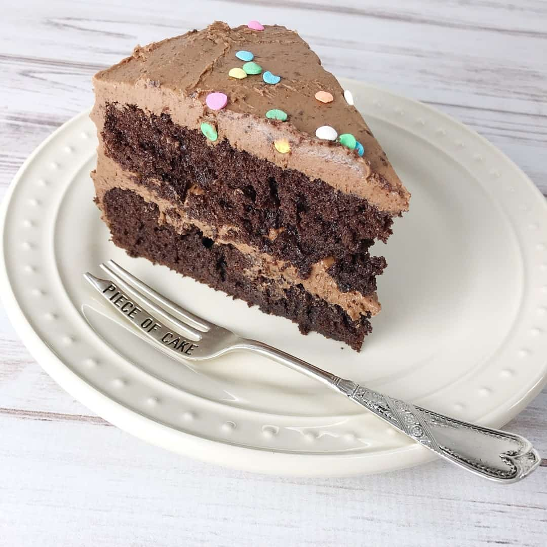 Best Chocolate Cake - Kelly Lynn's Sweets and Treats