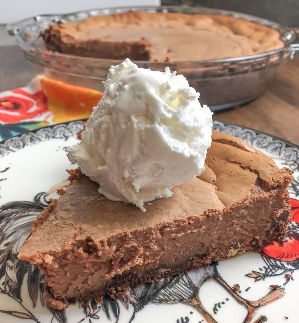 Sweetened Condensed Milk Chocolate Pie is an easy recipe.