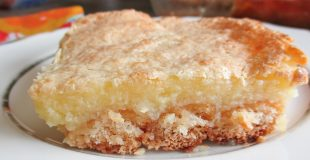 Chess squares without cake mix are a delicious treat that are perfect for church potlucks or any holiday.