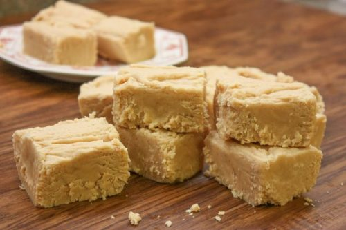Best Peanut Butter Fudge Recipe. You're going to love this peanut butter fudge with marshmallow cream.