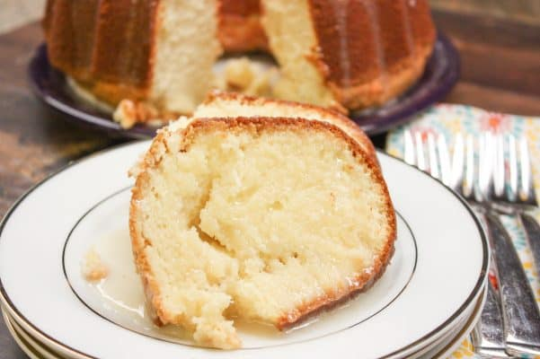 Moist pound cake recipe is the perfect dessert for any occasion.