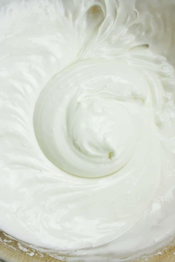 Cream cheese frosting is rich and creamy and easy to make.