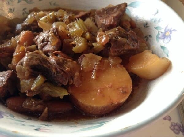 Crock Pot Beef Stew from Marilyn's Treats