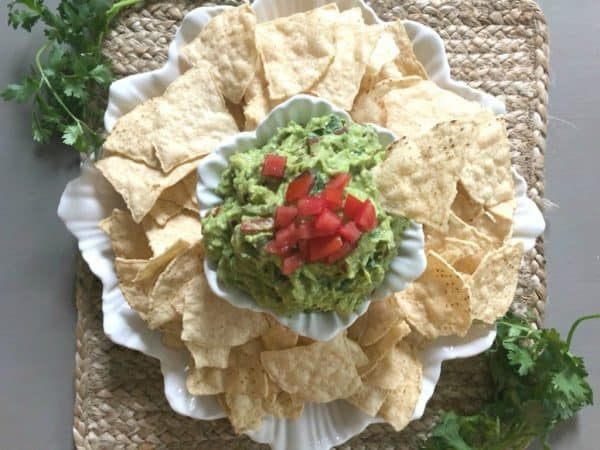 How to Make the Most Delicious Guacamole from My Family Thyme