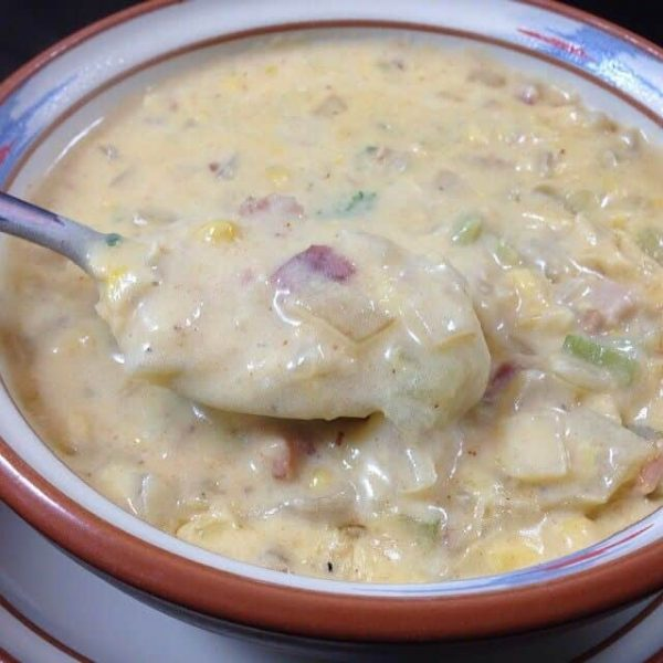 Picture of Creamy Ham Chowder