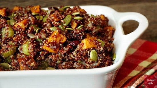 Picture of Quinoa Harvest Stuffing