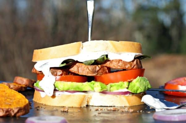 Picture of sandwich