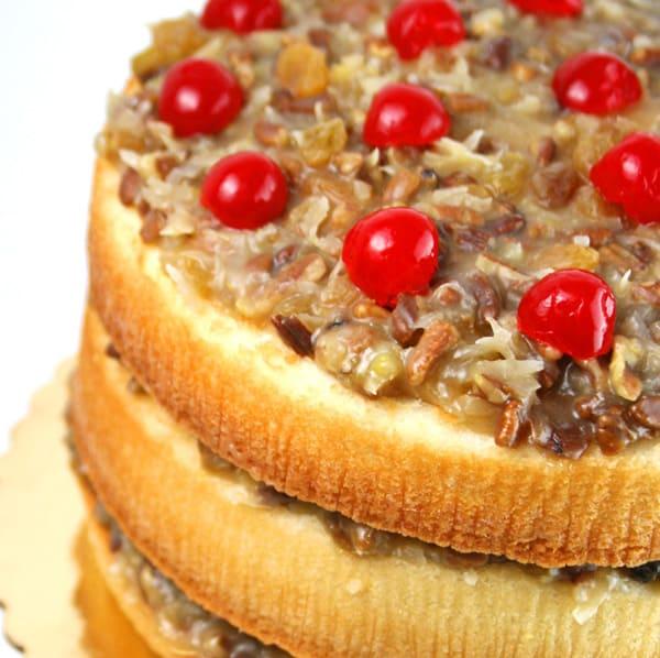 Alabama - Lane Cake - Mom Loves Baking