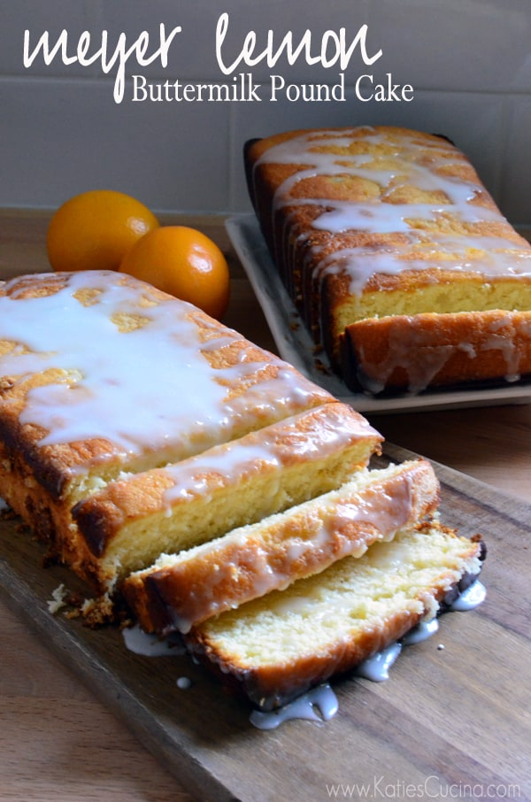 California - Meyer Lemon Cake - Katie's Cucina