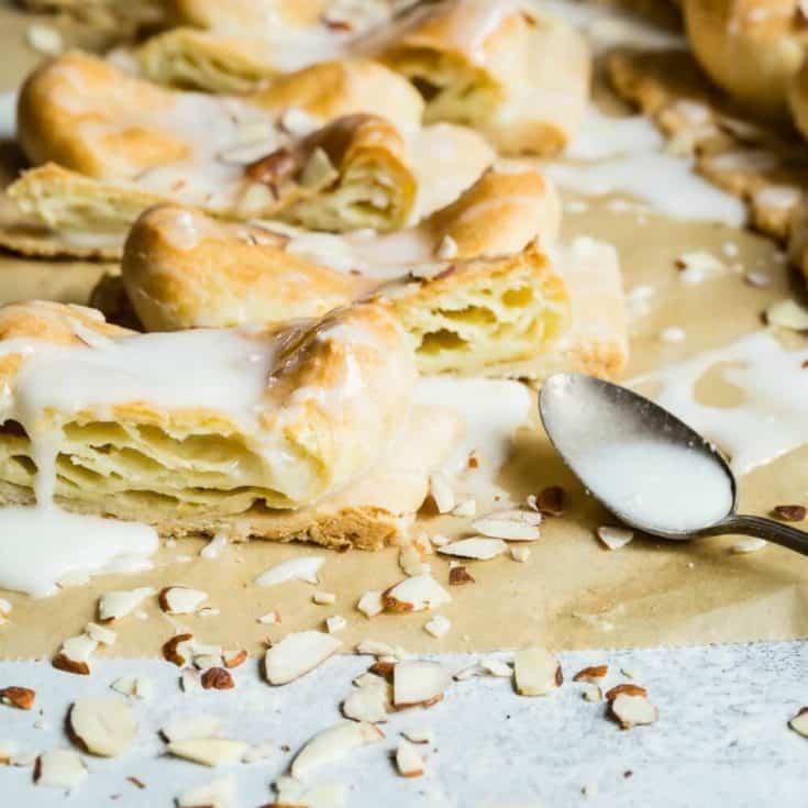 Wisconsin - Danish Kringle Recipe - Culinary Hill