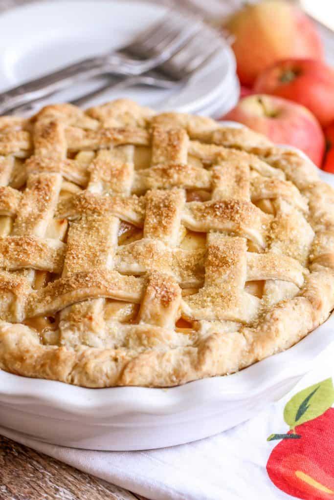 Vermont - Homemade Apple Pie - Lil Luna