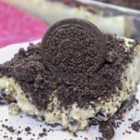 Oreo Dessert: A No Bake Treat