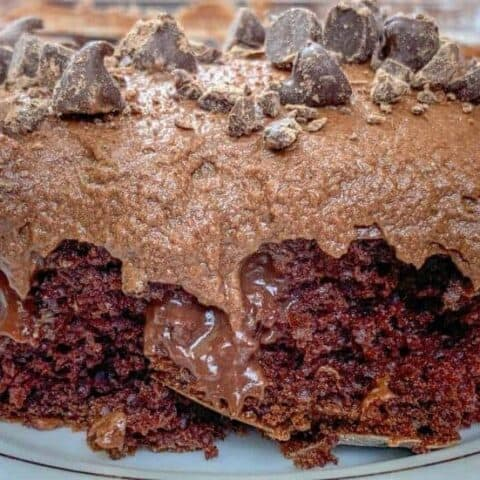 Picture of chocolate cake