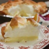 How To Make Lemon Meringue Pie with Sweetened Condensed Milk