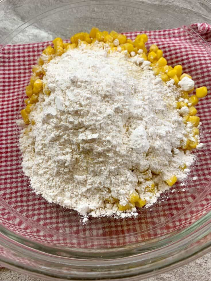 Picture of corn and flour