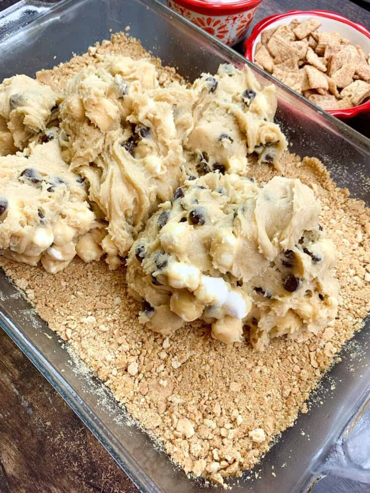Picture of cookie dough