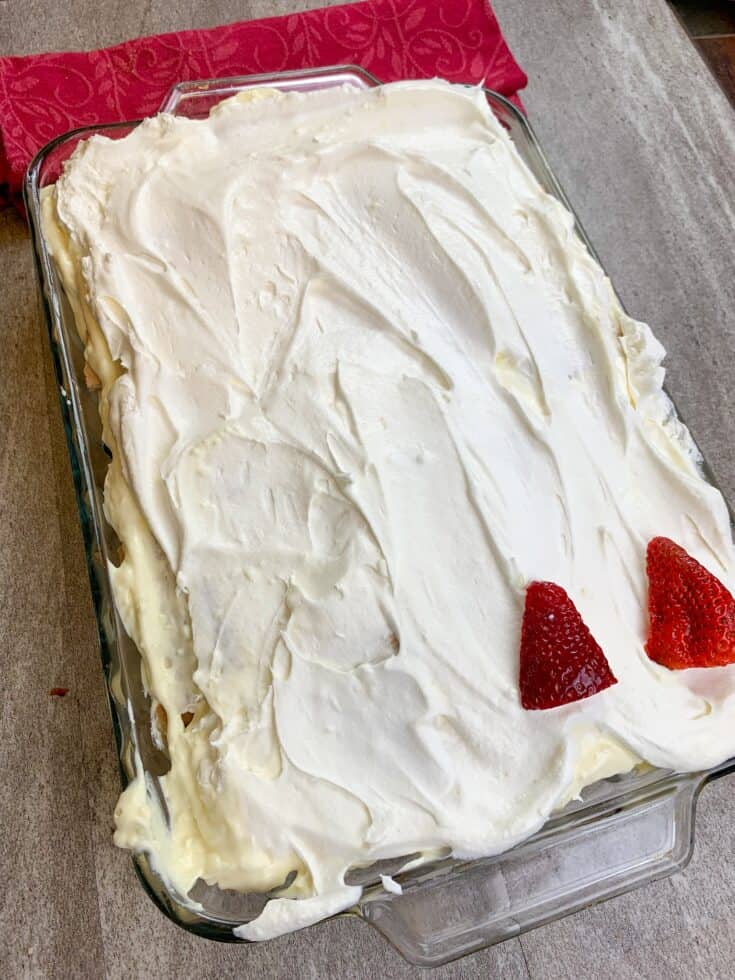 Picture of berry cake