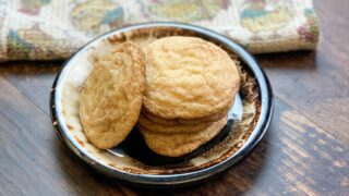 Snickerdoodle Cookies (+Video)