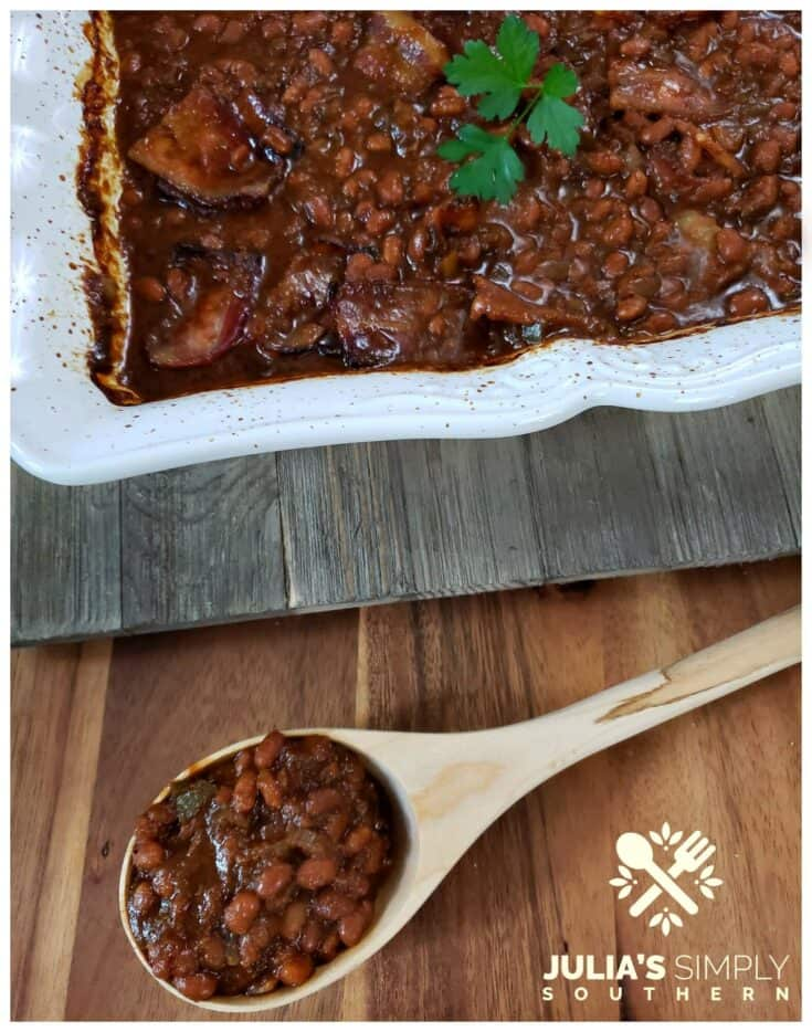 Best Southern Style Baked Beans Recipe