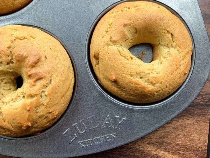 Zulay donut baking pan