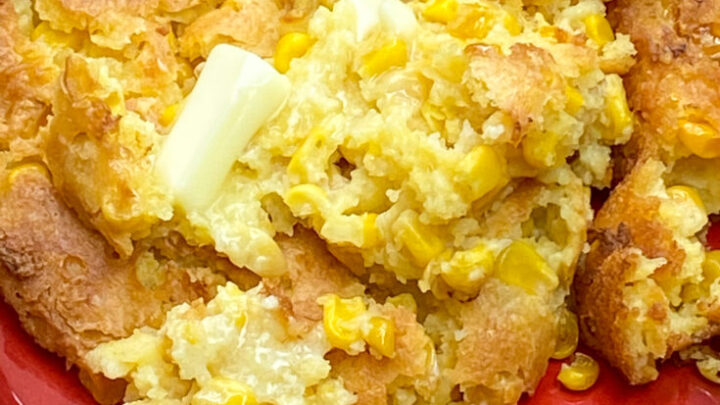 Jiffy Corn pudding recipe