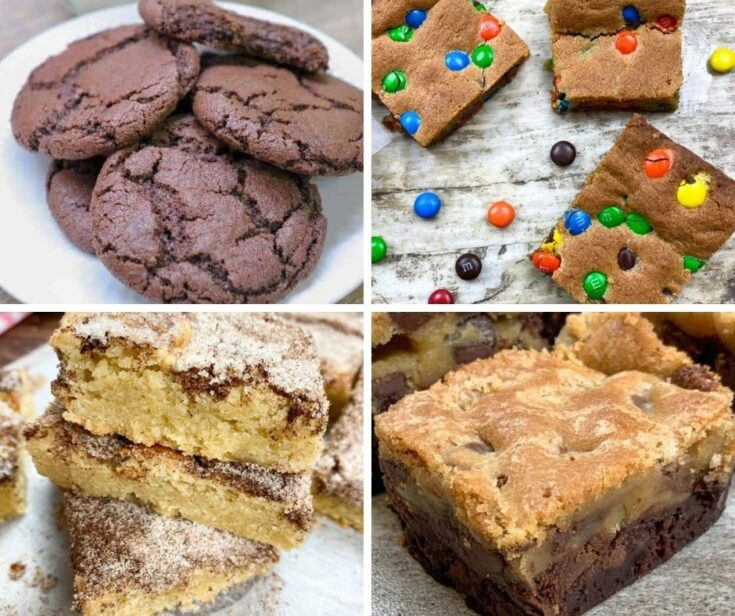 10 Easy Cookie Recipes