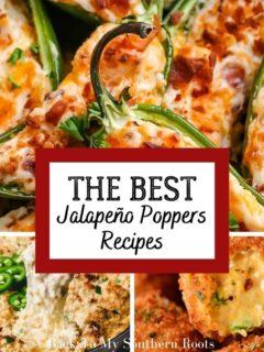 Jalapeno popper recipes