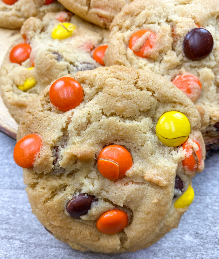 Baked Reeses cookie recipe